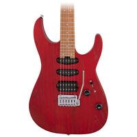 Charvel Pro-Mod DK24 HSS 2PT CM Red Ash Electric Guitar