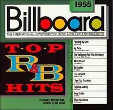 Billboard Top R&B Hits: 1955 by Various Artists (CD, 1989, Rhino (Label))