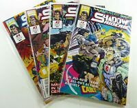 Marvel SHADOW RIDERS (1993) #1 2 3 4 Complete NM (9.4) Ships FREE!