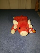 Ty Snort Beanie Baby 1995 Retired w Tag Errors