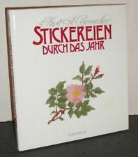 Bernecker, Kurt  - Stickereien durch das Jahr - 30 Kreuzstichmotive