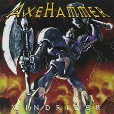 axehammer - windrider cd ( hard to find out of print )
