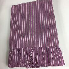 2 Ralph Lauren BRITTANY Stripe KING Pillowcases Brand New Retired RARE