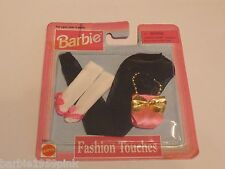 """3 Piece Fashion Touches Trio For Your Barbie """" New """" MOC By Mattel"""
