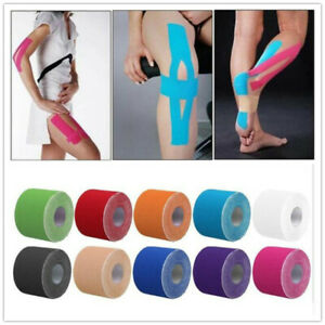 Recovery Sport Tape Elastic Kinesiology Muscle Athletic Tapes Injury Protector