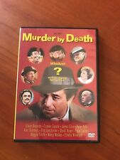 Murder by Death (1976; DVD) New/ Sealed