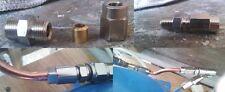 Raccordo 1/8 per tubi in rame diametro 0,6