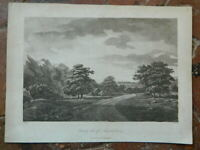 Engraving Marti Coming out Of Fontainbleau After Bryant Print Xixth
