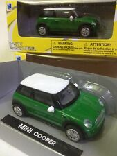 1/43 MINI COOPER NEW RAY DIECAST