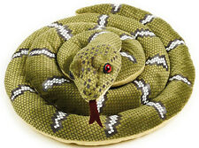 National Geographic Snake Green [28cm] Soft Plush Toy NEW