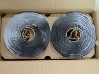 50ft Butyl Tacky Tape High - Temp Vacuum Bag  Sealant tape Seal black @170°C