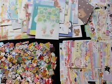 96 pc Stationery Letter Set MEMO STICKERS paper cute san-x sanrio gift deal her