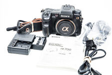 Sony Alpha a700 12.2MP Digital SLR Camera - Black (Body Only) #0298