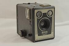 VINTAGE ANTIQUE KODAK BROWNIE SIX-20 MODEL C CAMERA MADE IN ENGLAND 1946-53