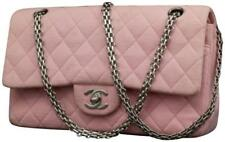 Chanel Pink Quilted Classic Medium Mademoiselle Chain Flap 869914