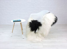 REAL / ICELANDIC / SHEEPSKIN / RUG / SOFA FLOOR CHAIR COVER / HIDE / SKIN G608