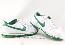 Nike Dunk NG JR GPB Golf Shoes - SIZE 3Y - NEW - 484715-102 Masters Green Youth