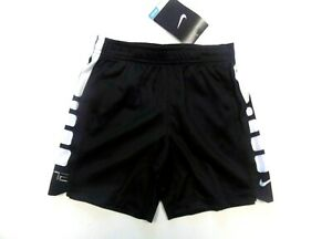 Nike Baby Boys Dri-Fit Mesh Shorts - Black - New with tags