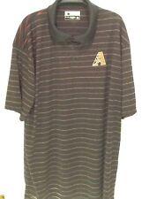 MLB Arizona Diamond Backs Polo Shirt XL Golf Shirt