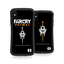 OFFICIAL FAR CRY PRIMAL LOGO ART HYBRID CASE FOR APPLE iPHONES PHONES