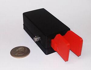 Lightweight CW Morse Pocket Paddle Key-Various Colors