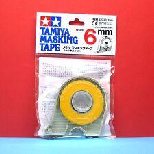 Tamiya #87030 Masking Tape with Dispenser 6mm x 18M length