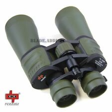 10x-120x90 Huge Military Power Zoom Binoculars w Pouch Hunting Fishing Day/Night