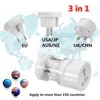 INTERNATIONAL World Wide Universal Travel Port Multi Charger Adaptor Plug UK