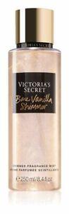 Lot de deux Victoria's Secret Bare Vanilla Shimmer - brume parfumée pour femme