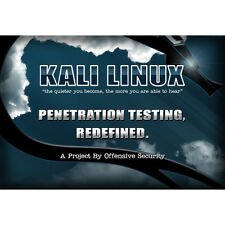 Kali Linux 2.0  32 Bit DVD Advanced Network Security Testing Hacking WiFi