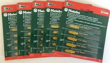 5x5 METABO 23 646 Stichsägeblatt l=50mm, Sperholz, Holzfaserplatten, Plexiglas
