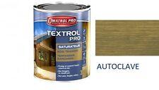 TEXTROL PRO 5L SATURATEUR AUTOCLAVE ASPECT HUILE BOIS TENDRE EXTERIEUR BARDAGE