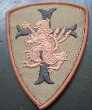 Aufnäher Templerkreuz Tempelritter Templer Ritter Patch Knights Templar x