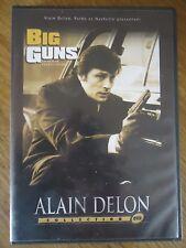 DVD ALAIN DELON * BIG GUNS * HANIN CONTE COLLECTION HACHETTE PATHE