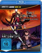 Manga Anime Box - Fate/Stay Night&Holy Knight [2 BRs] Blu-ray