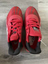 adidas EH1612 Sm Pro Bounce 2019 Low Team Shoes North Carolina State Men's Sz 7