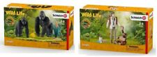 SCHLEICH COLLECTION WILD LIFE 42353 + 42382 - NEW / FACTORY SEALED