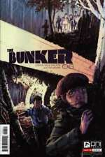 THE BUNKER #6 ONI PRESS COVER A 1ST PRINT