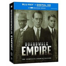 Boardwalk Empire: The Complete Fourth Season (Blu-ray, 2015, 4-Disc, FRENCH INC)