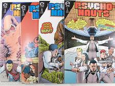 PSYCHONAUTS # 1 + 2 + 3 + 4 of 4 ( EPIC Comics )