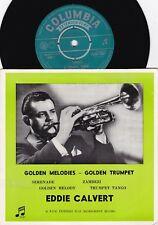 Eddie Calvert ORIG OZ EP Golden melodies golden trumpet VG+ '59 Columbia Trumpet
