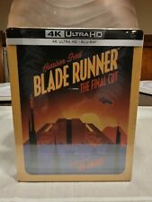 Blade Runner: The Final Cut International Steelbook (4K/Blu-ray) R. Date 5/3/21
