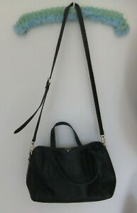 Fossil 'Sydney' satchel bag cross body, leather