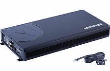 Memphis Audio PRX1500.1 Mono Subwoofer Amplifier 3000 WATTS + Wired Remote Knob