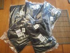5 New Under Armour 1005684 Men's Blk 2Xl Tactical Tech Short Sleeve Shirts
