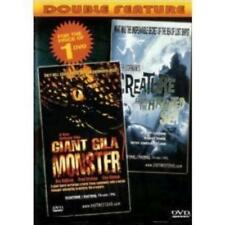 Giant Gila Monster & Creature from the Haunted Sea DVD Don SULLIVAN Lisa SIMONE