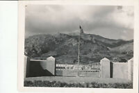 WWII 1944-5 USAAF airman's Italy 8x10 Photo US Servicemen's cemetery, location?