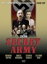 Secret Army The Complete BBC Series 2 (4 DVD Box set) Bernard Hepton NEW