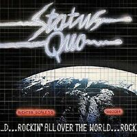 STATUS QUO Rockin' All Over The World CD BRAND NEW