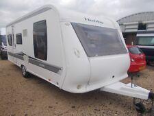 2010 hobby vip 575 fixed bed caravan